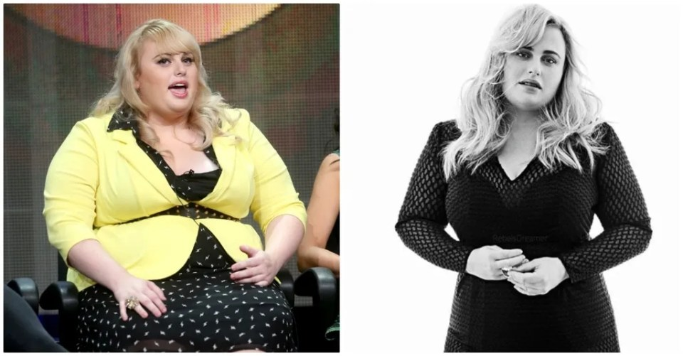 Unbelievable and Inspiring Celebrity Weight Loss ...