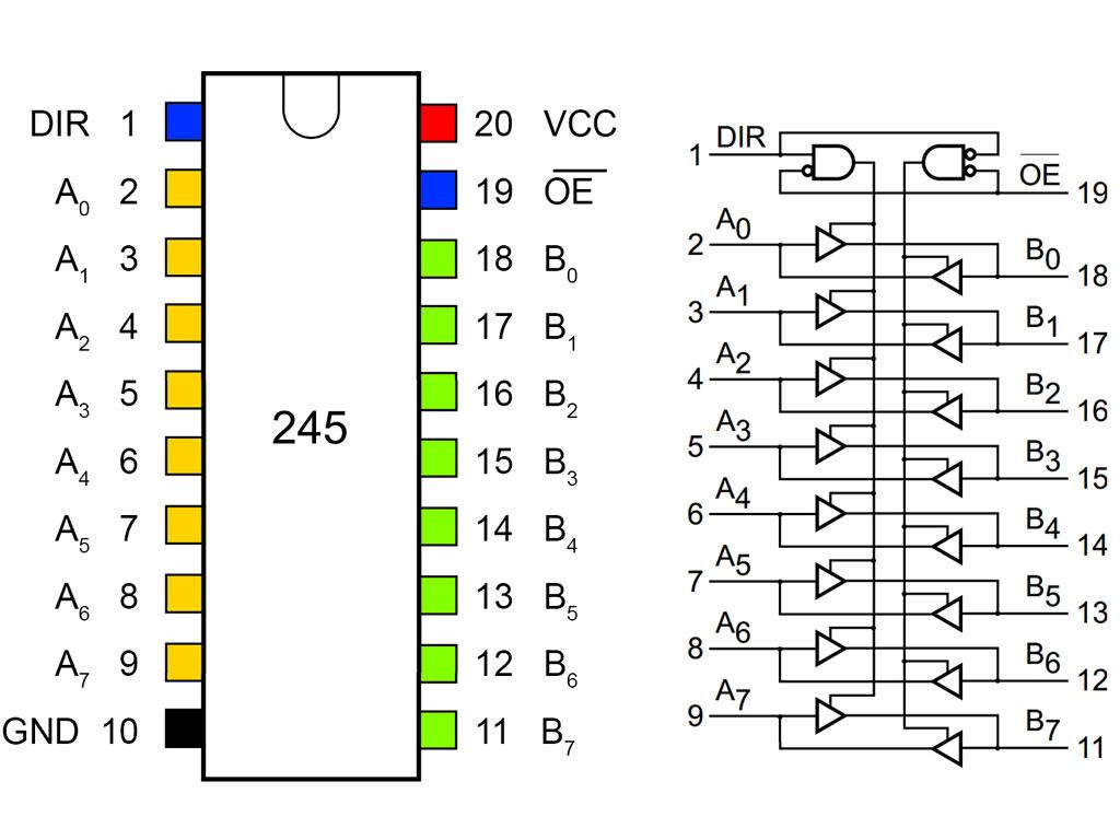 integrated circuits crystals
