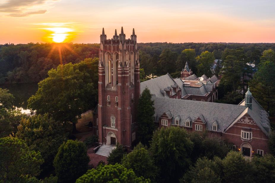 The Princeton Review names UR the nation's most beautiful campus - URNow - University of Richmond
