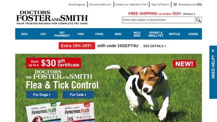 DrsFosterSmith Reviews - 23 Reviews of Drsfostersmith.com ...