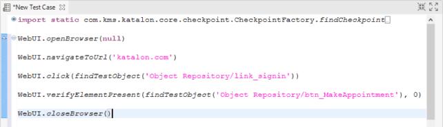 Close Browser keyword