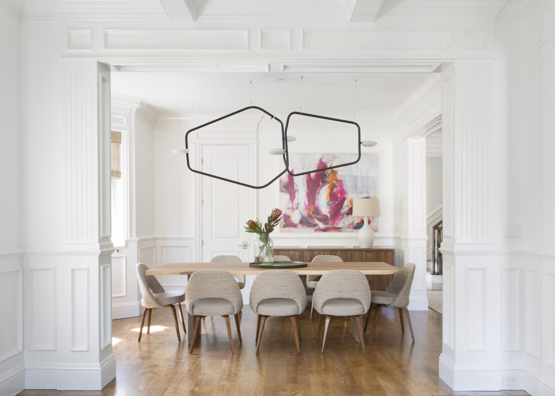 30 Dining Rooms With Wainscoting Chairish Blog