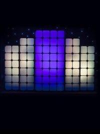 3d backdrops hire event
