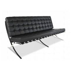Barcelona Sofa Brands In Bangalore Black Style Event Prop Hire