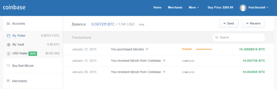 My Wallet - Coinbase (1)
