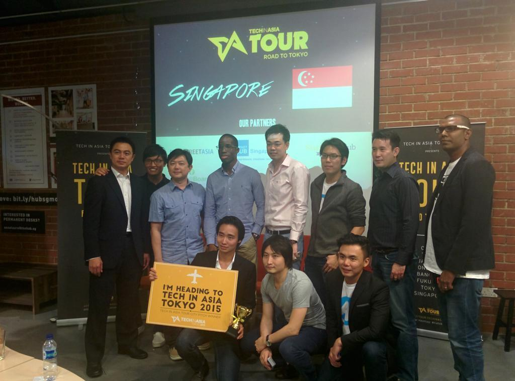tech in asia tour singapore 2015