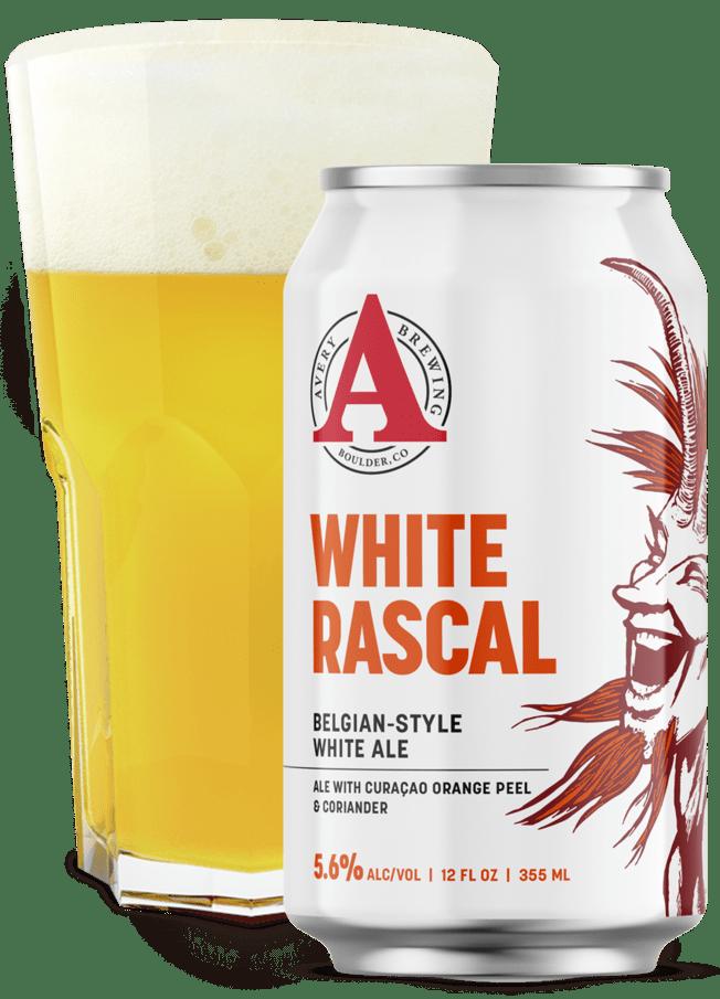 white rascal avery brewing