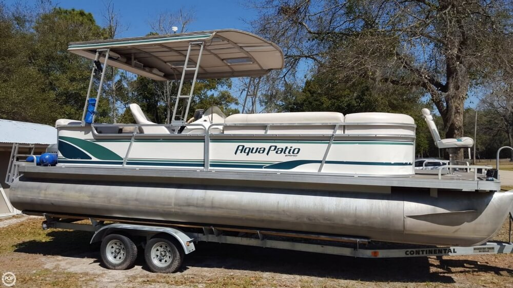 sold aqua patio 240 rs boat in
