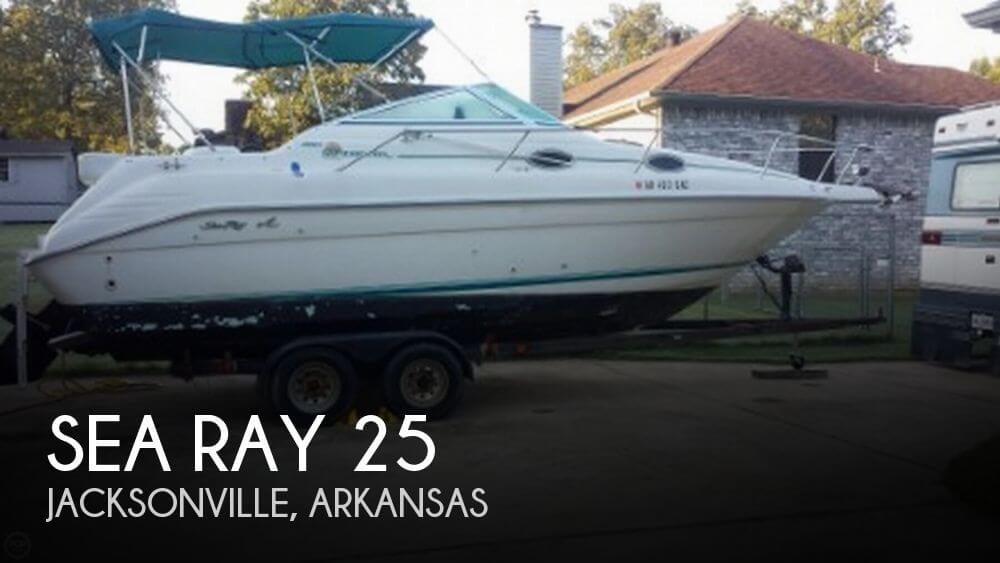 Sea Ray 25 Boat For Sale In Jacksonville AR For 18500