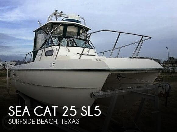 Sea Cat 25 SL5 for sale in Surfside Beach TX for 27800