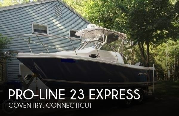Pro Line 23 Express For Sale In Coventry CT For 43400