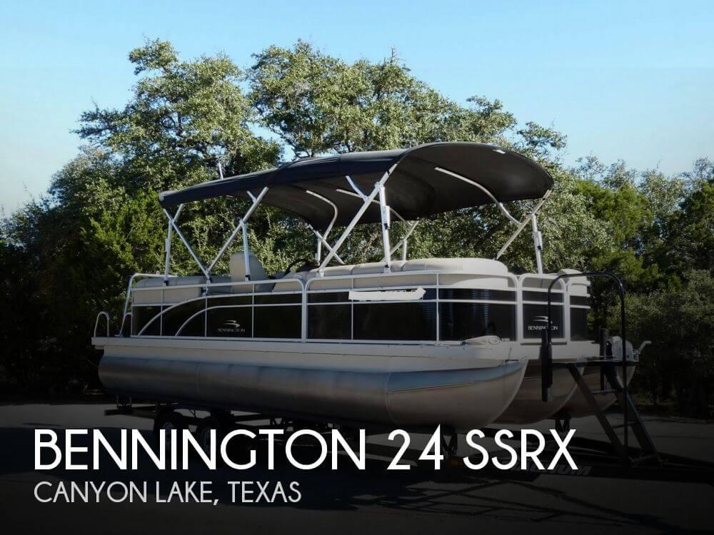 Bennington Boats For Sale POP Yachts