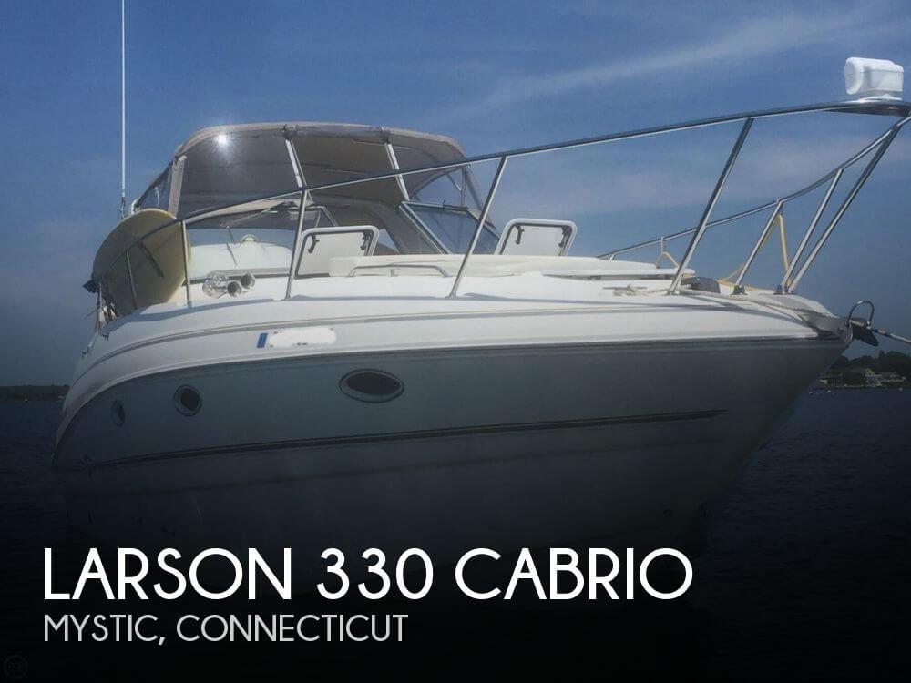 SOLD Larson 330 Cabrio Boat In Mystic CT 117657