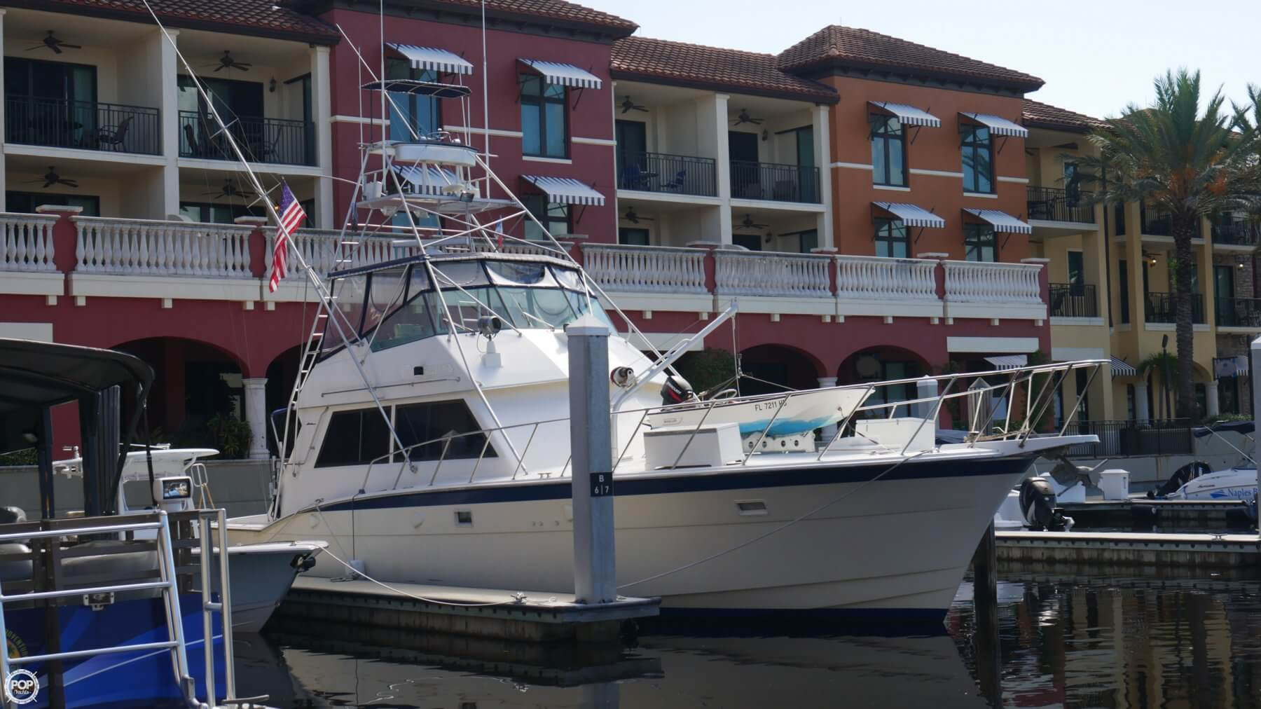 hight resolution of 1981 hatteras 55 flybridge convertible for sale