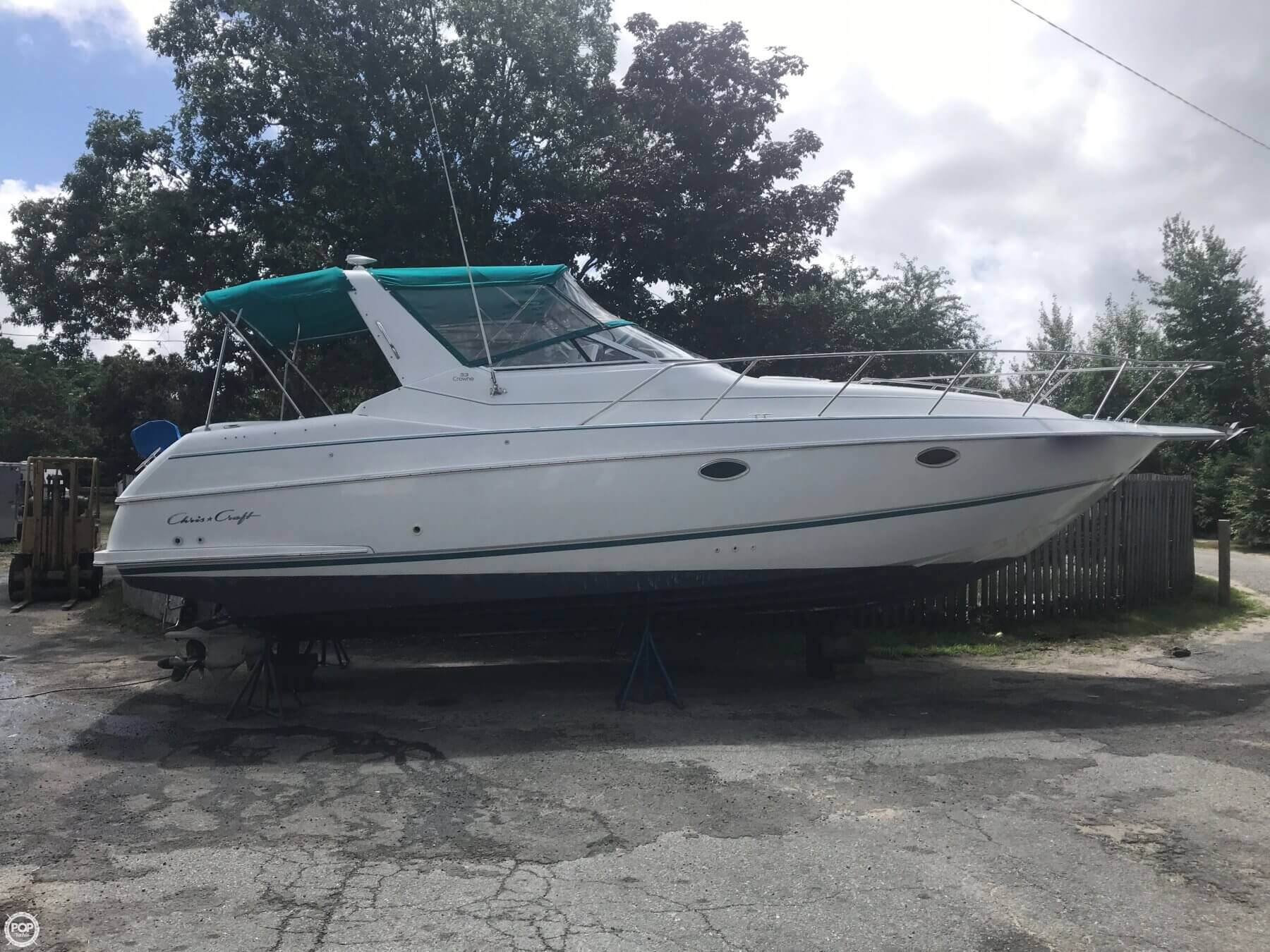 chris craft 33 crowne boat for sale in buzzards bay ma for 27 900 156189 [ 1800 x 1350 Pixel ]