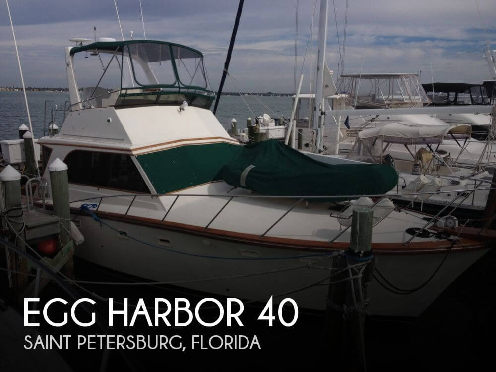 egg harbor yachts for sale