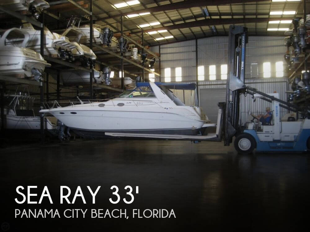 Sea Ray 330 Sundancer Boat For Sale In Panama City Beach
