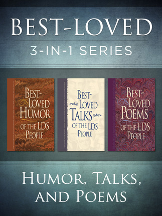 Best Loved Series Humor Talks And Poems Deseret Book