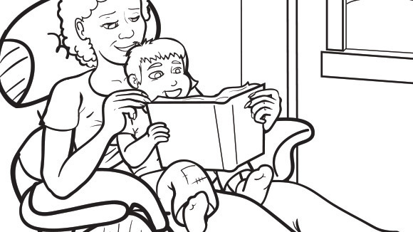 Grandparents Day Series: Story Time With Grandma
