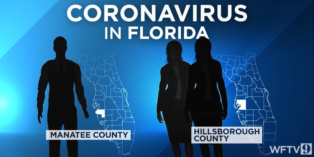 Coronavirus timeline: Tuesday, March 3