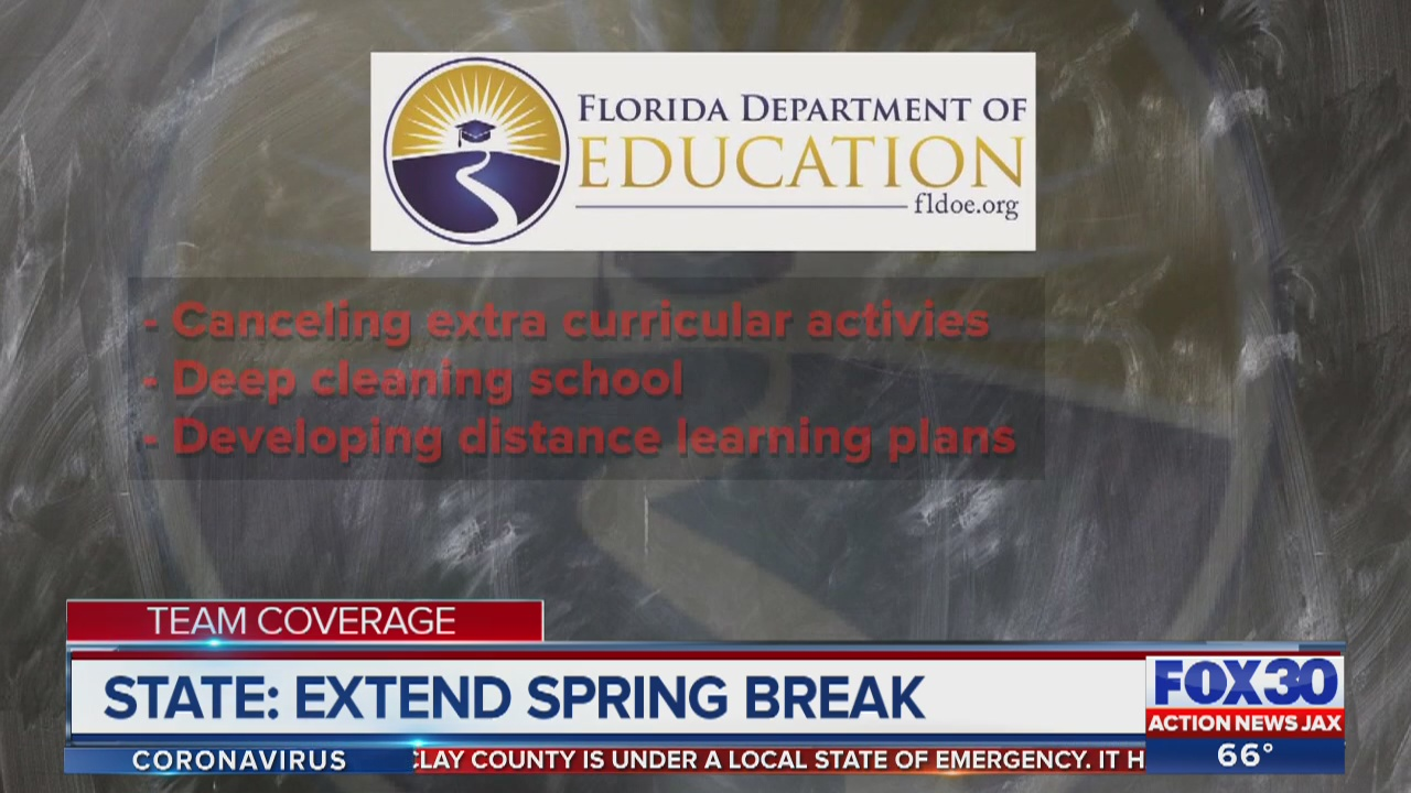 LIST: Northeast Florida, Southeast Georgia school districts ...