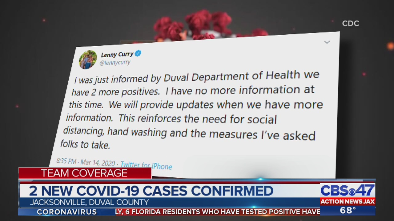 Mayor Curry expects more positive COVID-19 cases