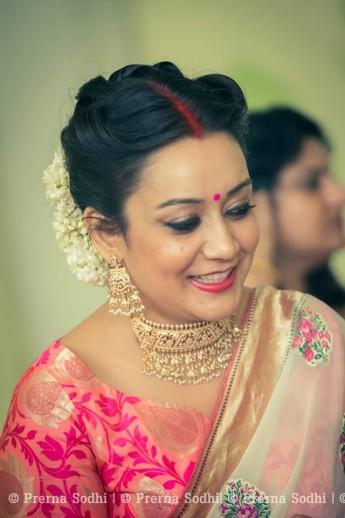 Simple Iyer Wedding In Delhi With A Bit Of Sass WedMeGood