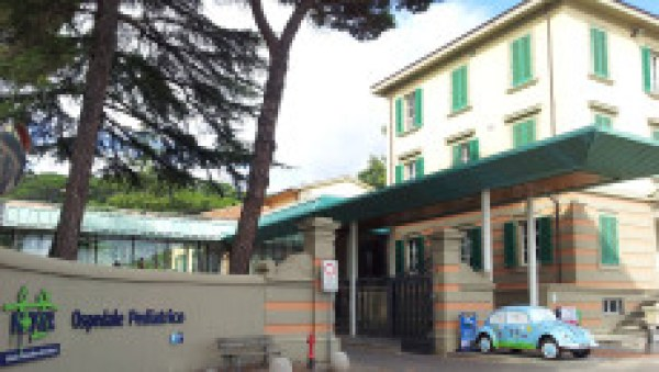 ospedale meyer, toc toc firenze