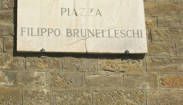 brunelleschi, piazza, toc toc firenze