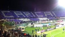 Fiorentina-Dinamo Kiev: La locomotiva Vargas non perdona e all'ultimo respiro, con una sassata terrificante, ammazza definitivamente la Dinamo Kiev, Toc Toc firenze