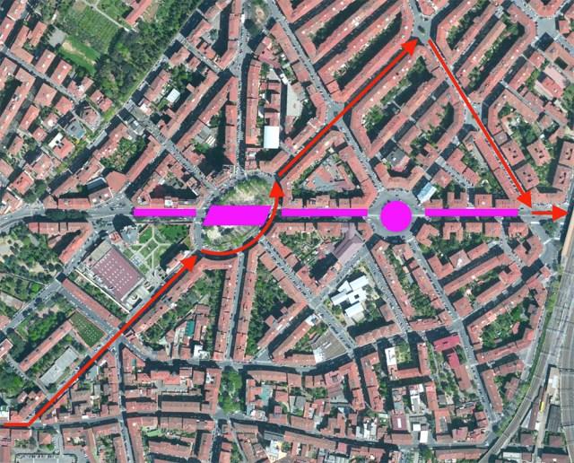 Itinerario Corridoni