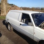 Peugeot 305 Van The Farming Forum