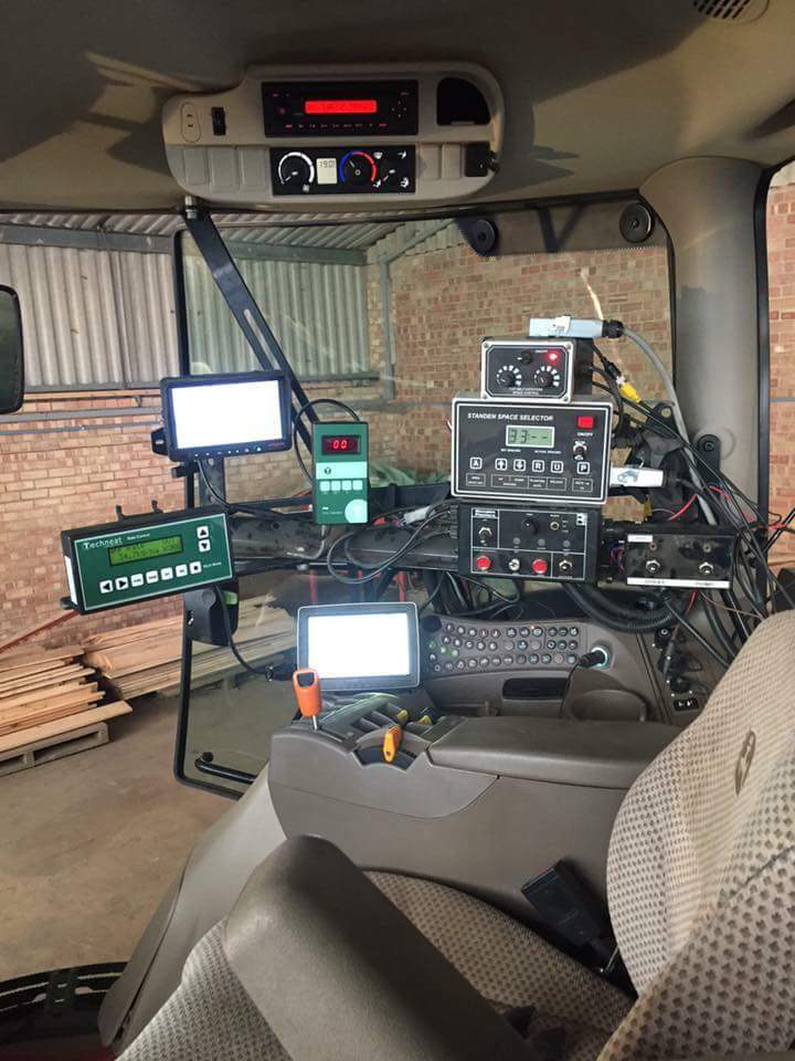 John Deere Tractor Cab Accessories : deere, tractor, accessories, Monitors, Farming, Forum