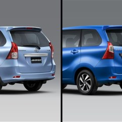 Brosur Grand New Avanza 2018 Rasio Kompresi Face Off The Old Vs Toyota Autodeal Interior Of Has A Darker Theme That Exude Elegance Compared To Brown Its Predecessor In Addition