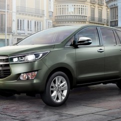 All New Kijang Innova Bekas Alphard 2018 The Toyota Four Upgrades That You Need To Know