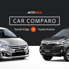 Forum Grand New Avanza Agya 1.2 A/t Trd Car Comparo Toyota Vs Suzuki Ertiga As A Family Mpv