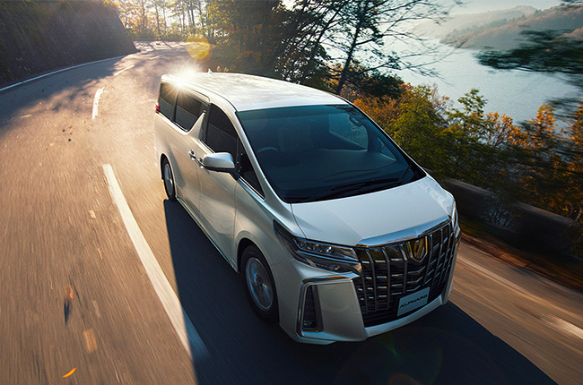 all new toyota alphard 2018 indonesia brand camry price enters with a facelifted in japan autodeal