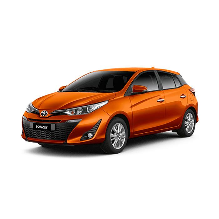 toyota yaris trd philippines harga mobil all new kijang innova 2018 2019 price specs autodeal orange metallic