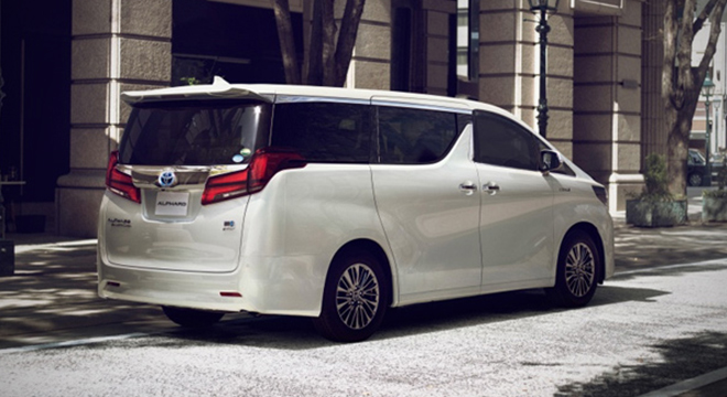 brand new toyota alphard for sale warna mobil grand avanza 2019 philippines price specs autodeal 2018 rear