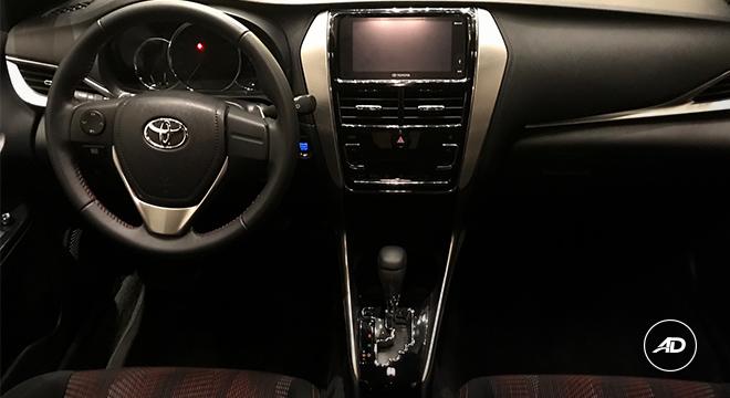 interior new yaris trd 2018 all alphard bandung toyota 2019 philippines price specs autodeal