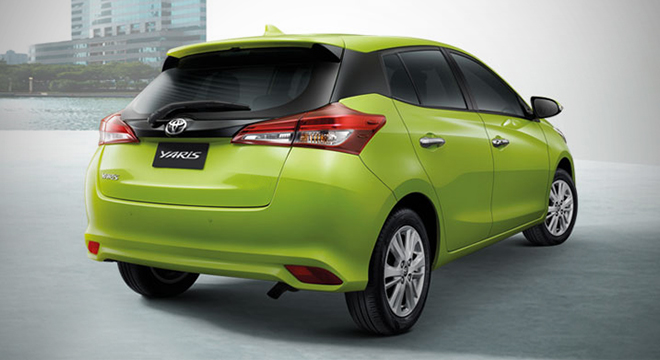 toyota yaris trd sportivo 2018 price grand new veloz vs ertiga 2019 philippines specs autodeal rear