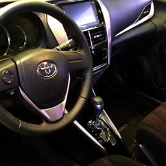 Interior New Yaris Trd 2018 All Avanza Vs Grand Toyota 2019 Philippines Price Specs Autodeal Steering Wheel