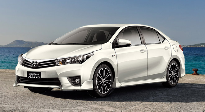 all new toyota altis 2018 harga agya trd corolla 1 6 v at white pearl 2019 philippines price brand