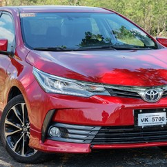 All New Toyota Altis 2018 Yaris Trd White Corolla 2 0 V At 2019 Philippines Price Specs Autodeal Brand
