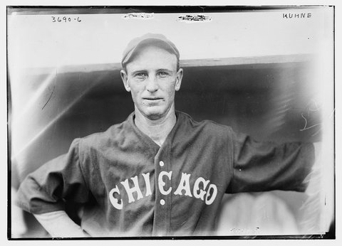 Stock photo of [Walt Kuhn, Chicago AL (baseball)]