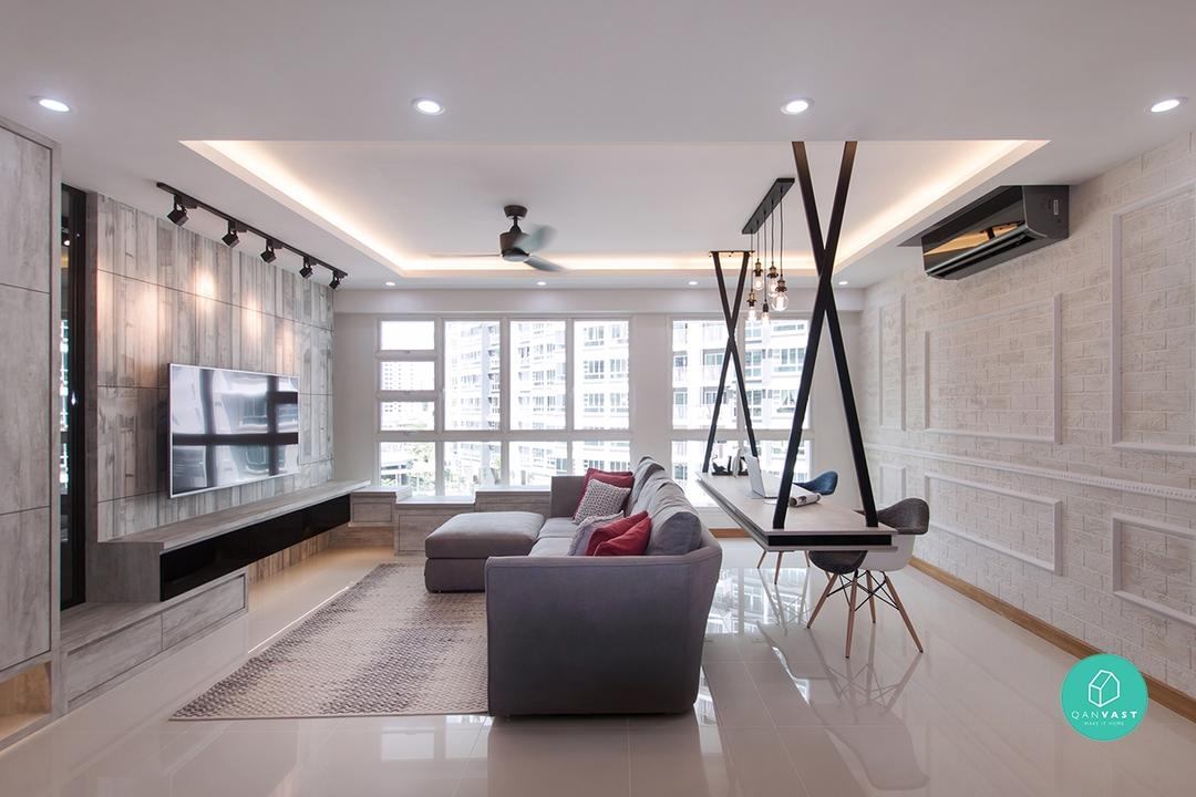 12 MustSee Ideas For Your 4Room  5Room HDB Renovation