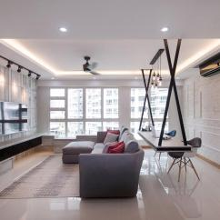 Good Sofa Bed Singapore Francis 12 Must-see Ideas For Your 4-room / 5-room Hdb Renovation ...
