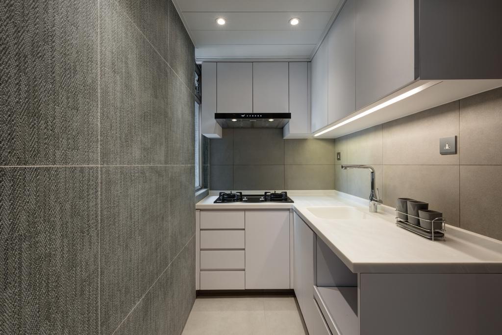 廚房   香港室內設計   室內設計