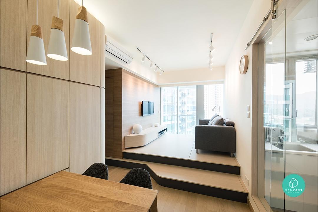 打造日系家居:4大無印式家居設計提案 | Qanvast
