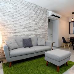 Living Room Ideas With Green Carpet Area Rugs In Rooms Interior Design Singapore Choa Chu Kang Block 490c Voila Scandinavian Hdb